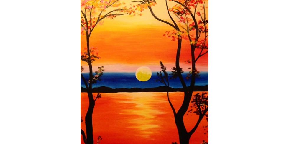 Sunset Lake - Newaygo