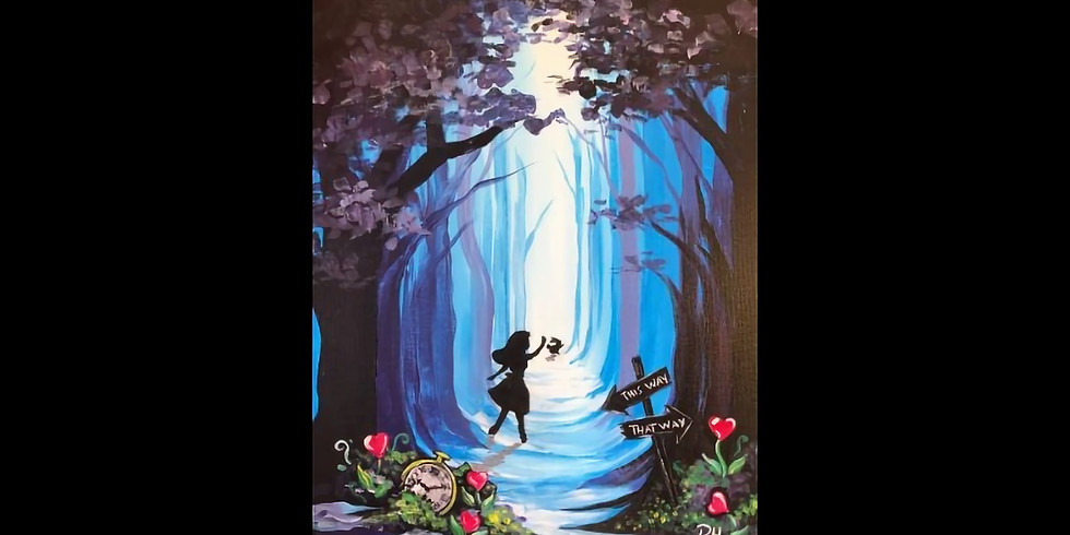 Alice in the Woods - $2 Bottled Beer