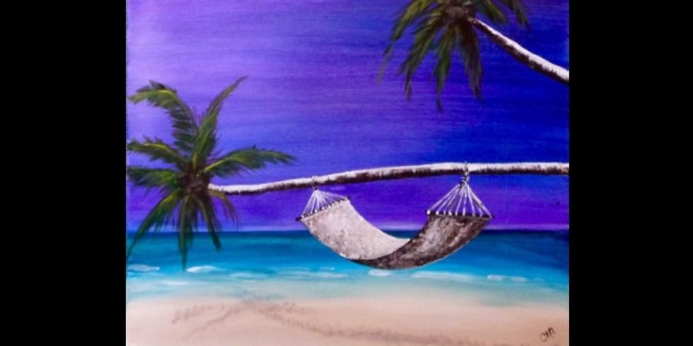 Hammock on a Beach - Walker