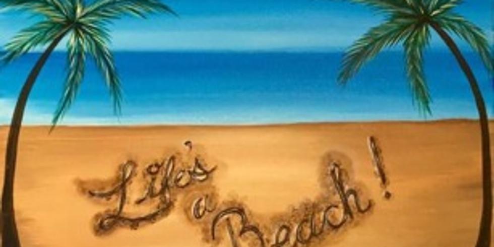 Life's a Beach ~ $3 Sangrias