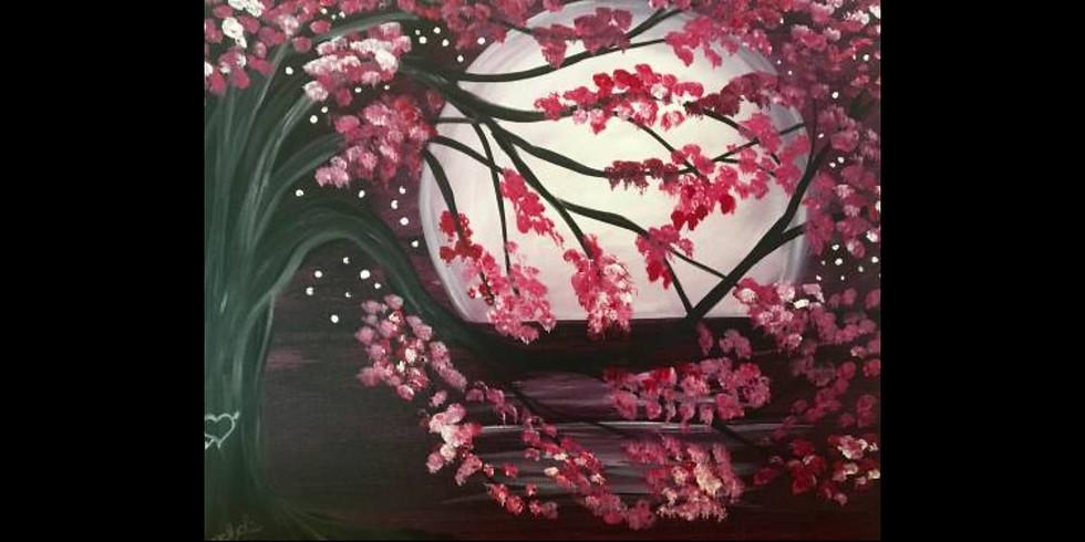 Full Moon Bloom ~ $3 Sangrias