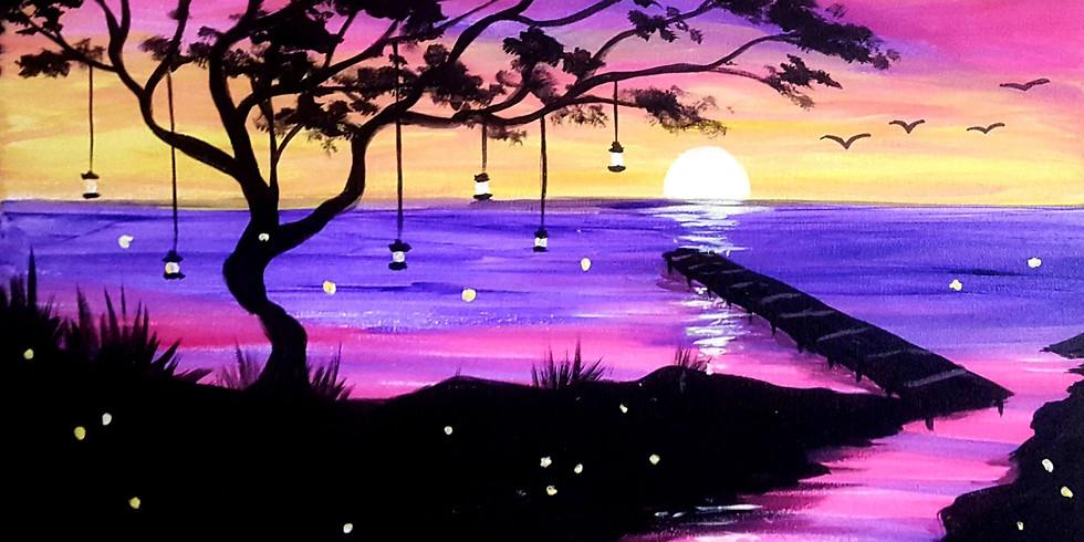 Firefly Sunset - Newaygo