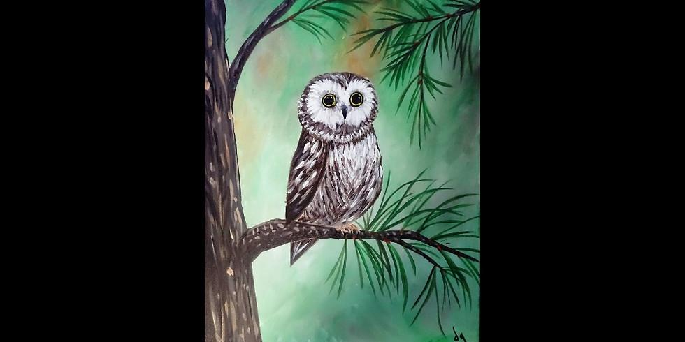 Sweet Owl - WALKER