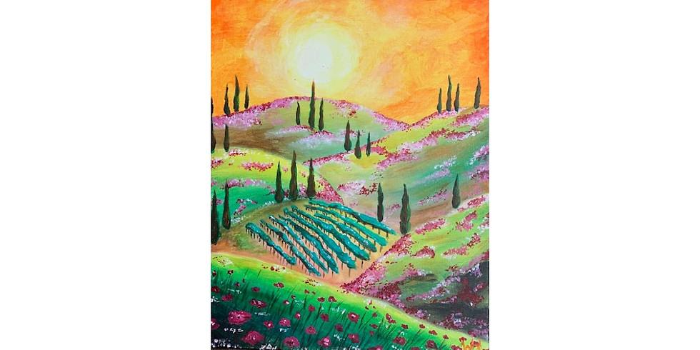 Tuscan Hills ~ $10 Bottomless Mimosas!
