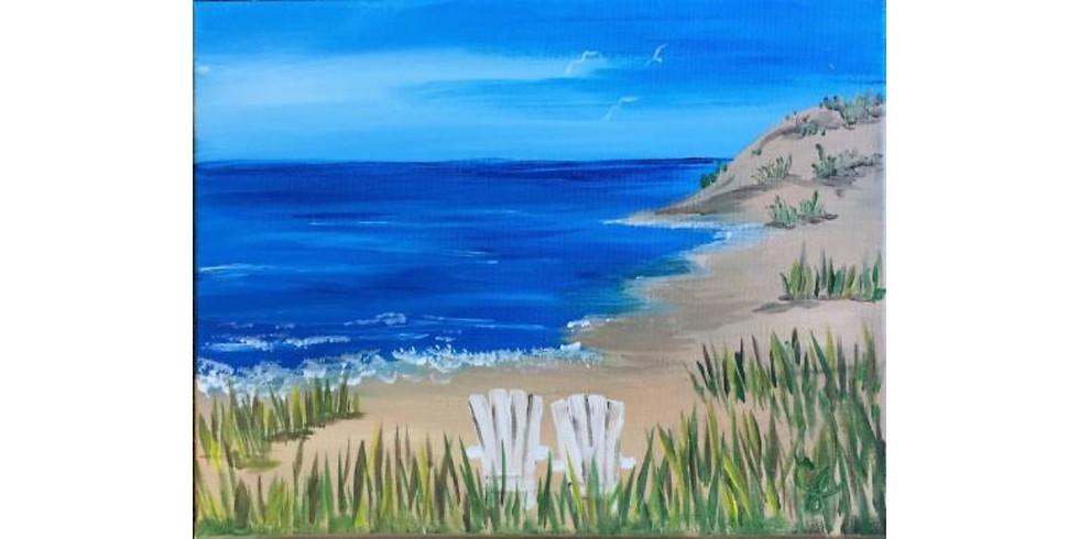Beach Day - Jackson