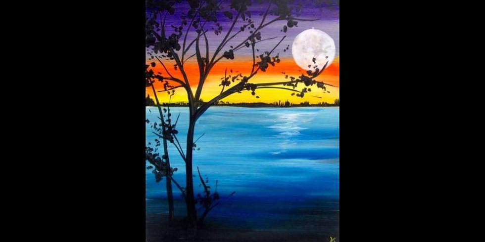 Warm Sunset ~ $3 Sangrias
