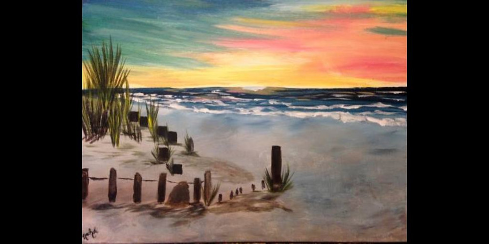 Vivid Sunset - Jackson