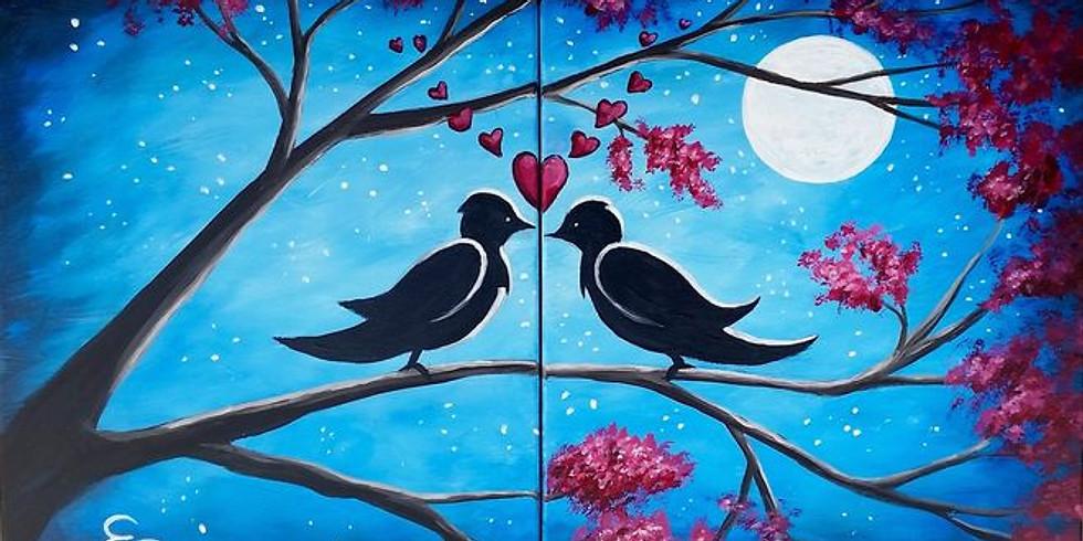 Love Birds Date Night - $3 Sangria Saturday