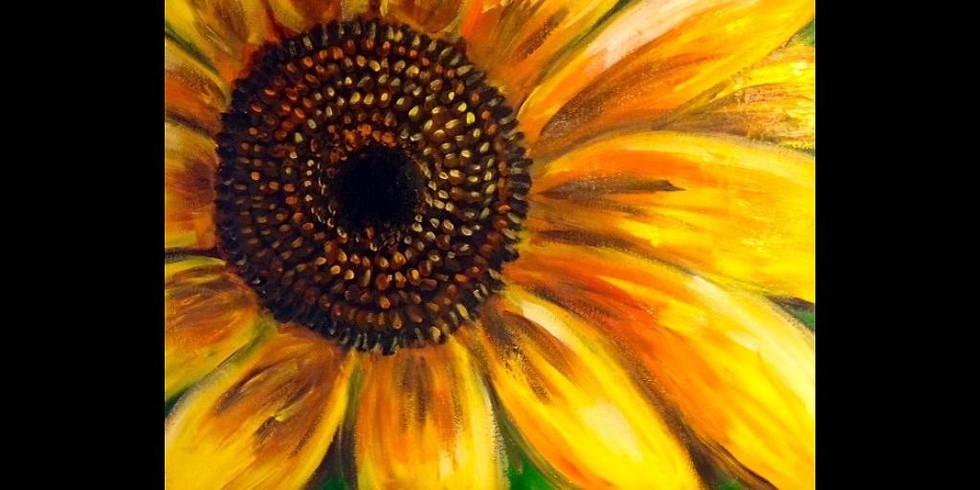 Sunflower Day - Newaygo
