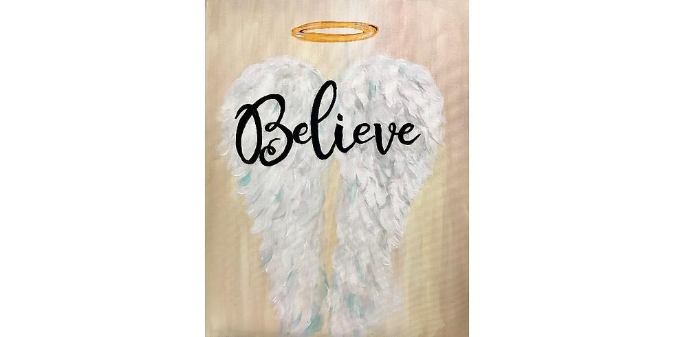 Believe ~ $3 Sangria Special