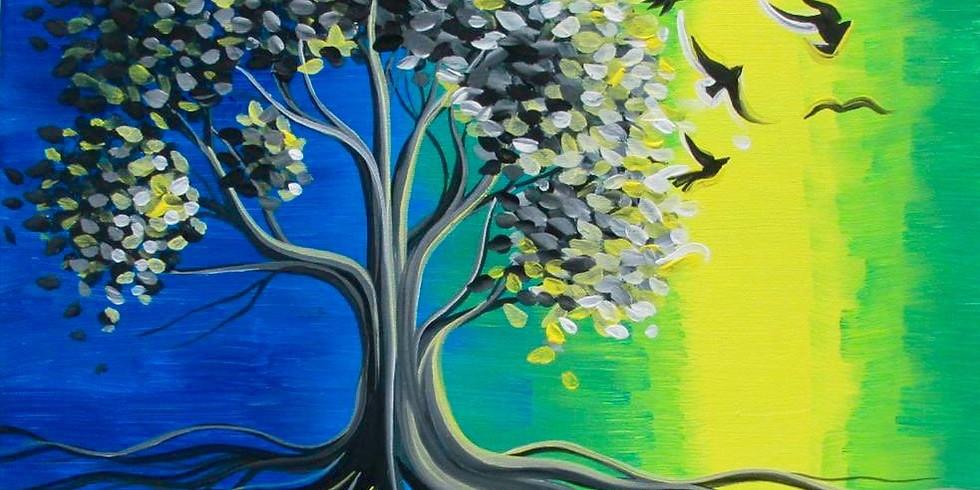 Tree of Life - $3 Sangria Saturday