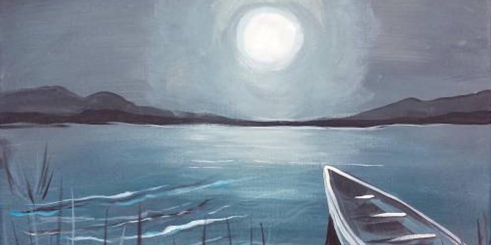Twilight Boat 1/2 off Bottles of Wine
