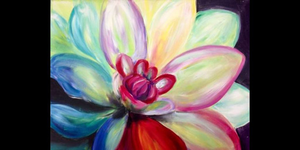 Summer Bloom - Walker