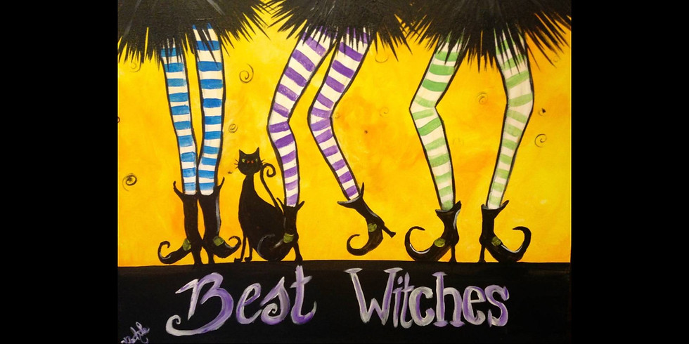 Best Witches -$10 Bottomless Mimosas*