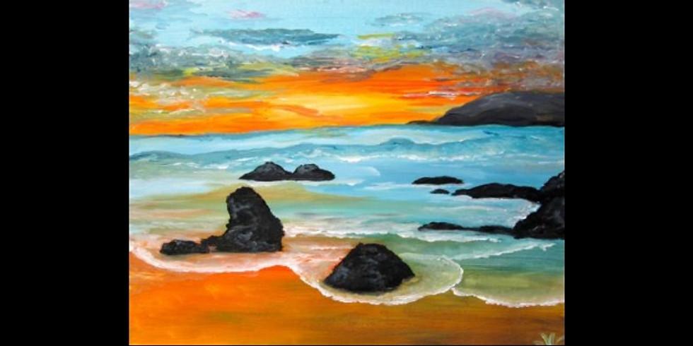Quiet Sunset - Rockford