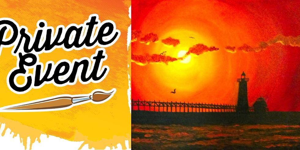 Sunset Pier -Kalamazoo Country Club