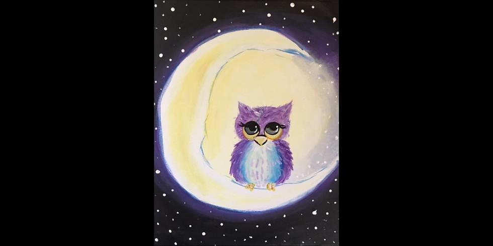Owl Always Love You - Cookies & Canvas