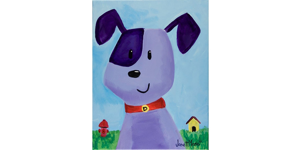 Mendon RiverFest Kid's Expo ~ Puppy 8x10