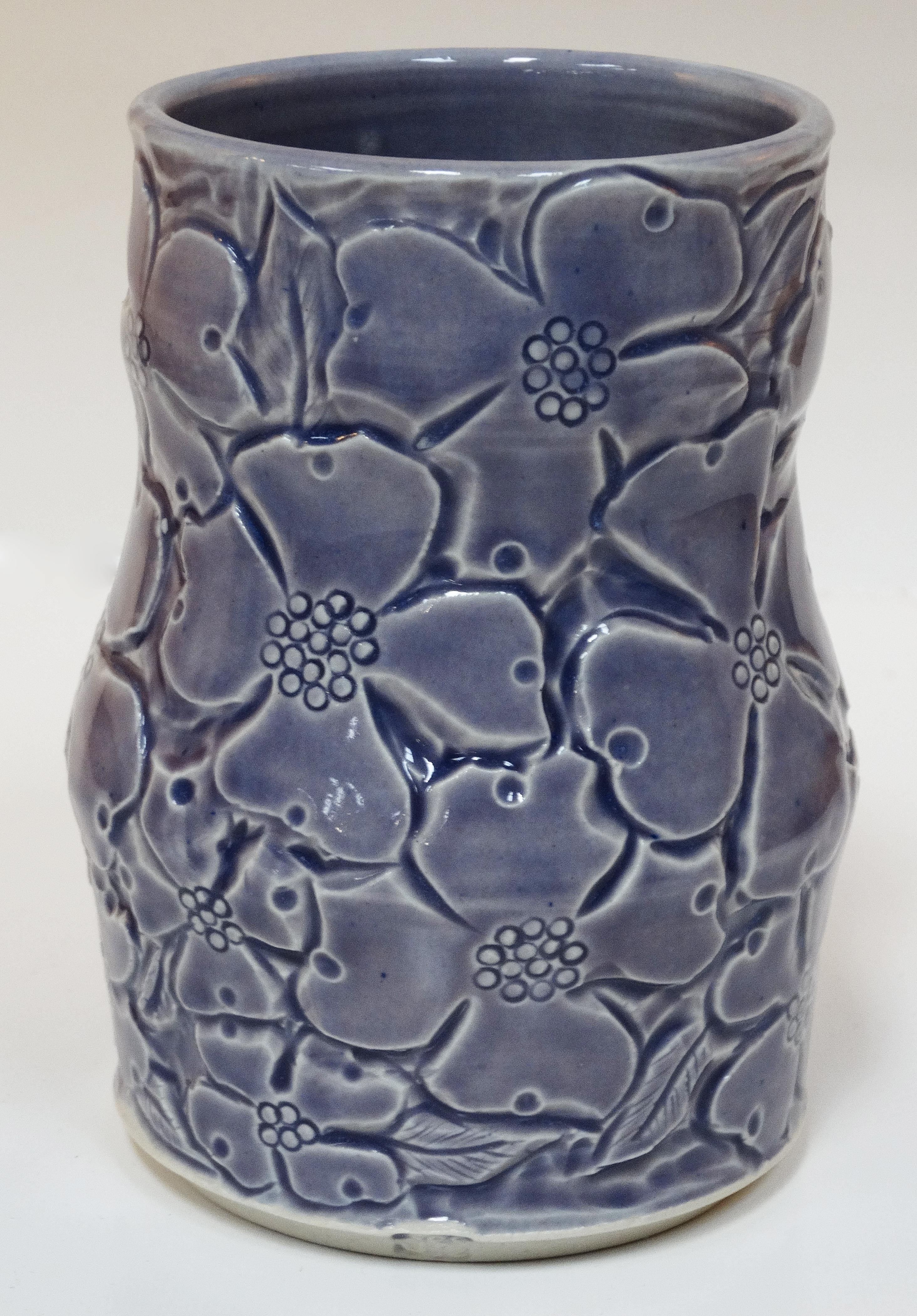 Dogwood Vase Lavender