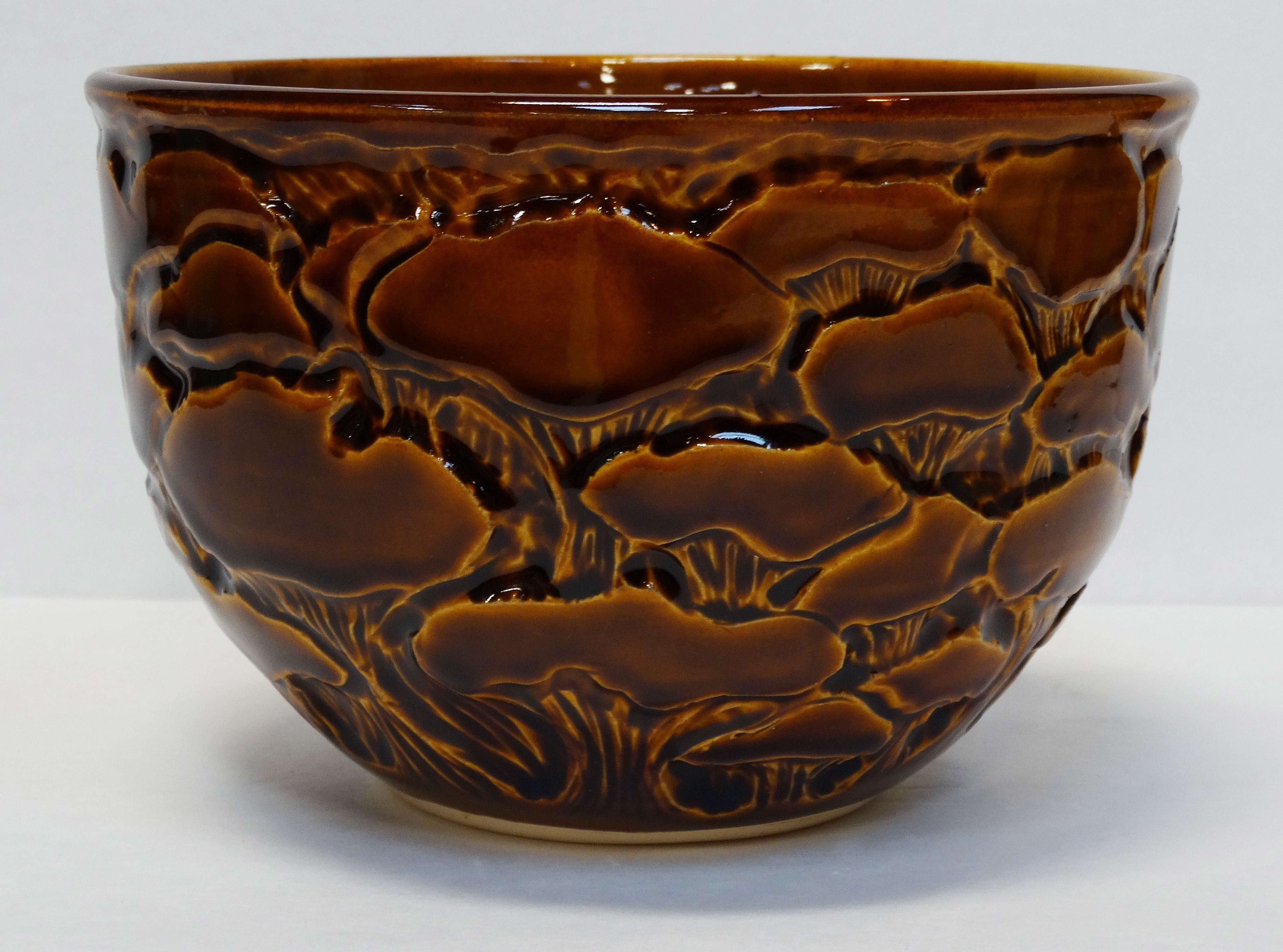 Mushroom bowl