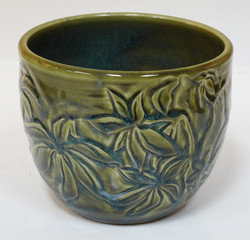 Laurel Bowl Green Celadon