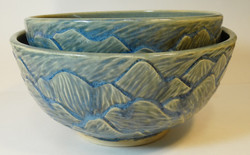 Mountain Nesting Bowls