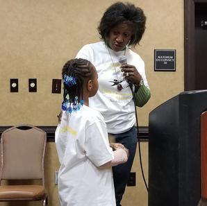 Dr. Gibbs mentoring