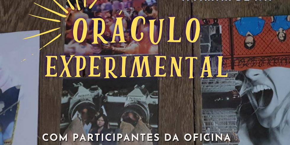 Evento Oráculo Experimental  24.05