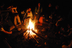 fogueira marconi