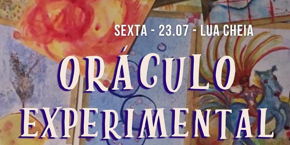 Evento Oráculo Experimental  23.07