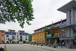 תכנון העיר פרייבורג גרמניה