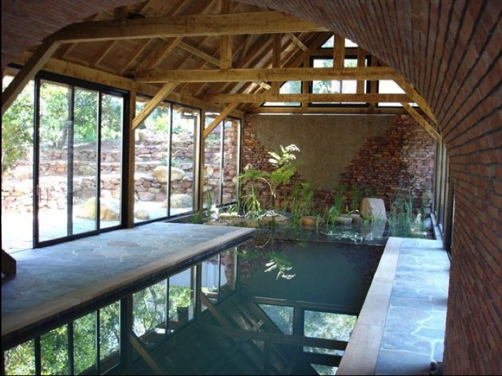 BIOLOGICAL POOL HOUSE GAYA CAPE TOWN