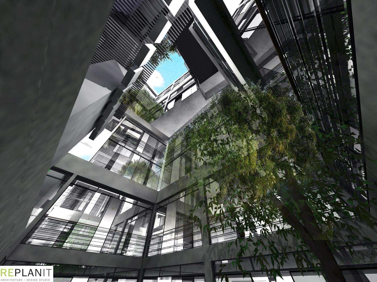 אדריכל מייקל כספי -  3 גלריה לאמנות תל אביב