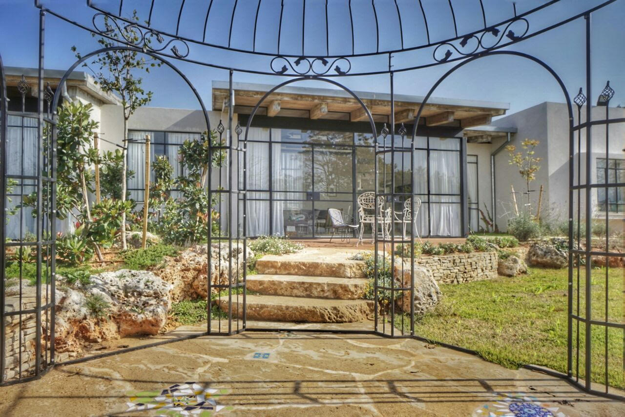 FRENKEL HOUSE, KFAR SIRKIN