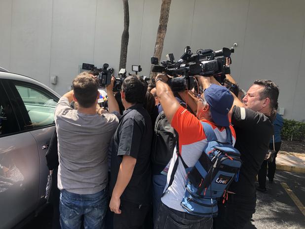 cobertura de prensa