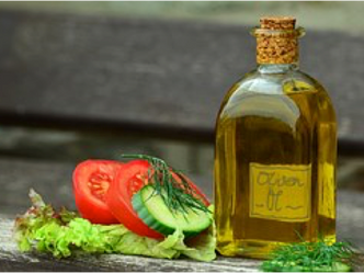 DRESSING UP A HEALTHY SALAD WITH HEALTHY OIL DRESSINGS: SOME OF MY FAVORITES