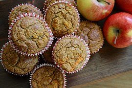 APPLE COCONUT MUFFIN