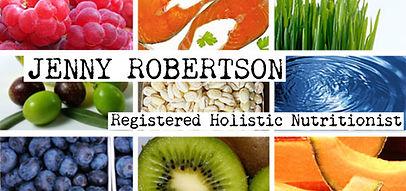 Jenny Robertson Nutritionist Simcoe County