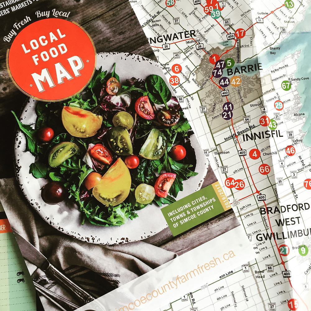 Local Food Map: Buy Fresh... Buy Local
