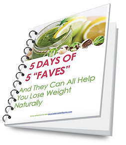 """5 Days of 5 """"Faves"""" E-Guide"""