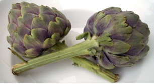 ARTICHOKE: A FUN FOOD TO EAT WITH YOUR FAVOURITE DIP OR ADDED TO A GREAT RECIPE