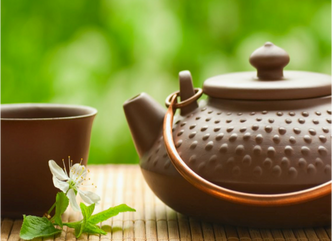 """5 DAYS OF 5 """"FAVES"""": DAY 1 GREEN TEA... And They Can All Help With Healthier Weight Loss!"""