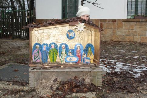 Betlehemmem a Normafánál 2012.