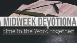 A Midweek Devotional - Prayer Armor