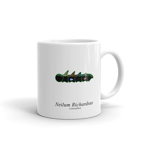 Datavizbutterfly - Neilum Richardsus (caterpilar) - Mug