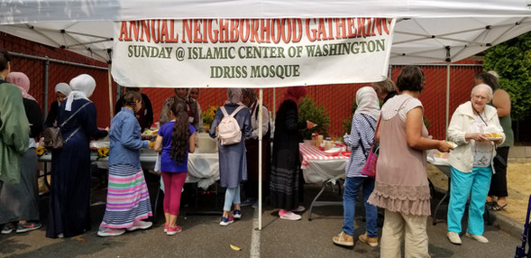 Idris Mosque has hosted a community neighborhood BBQ for the past 18 years and we look forward to continuing our event