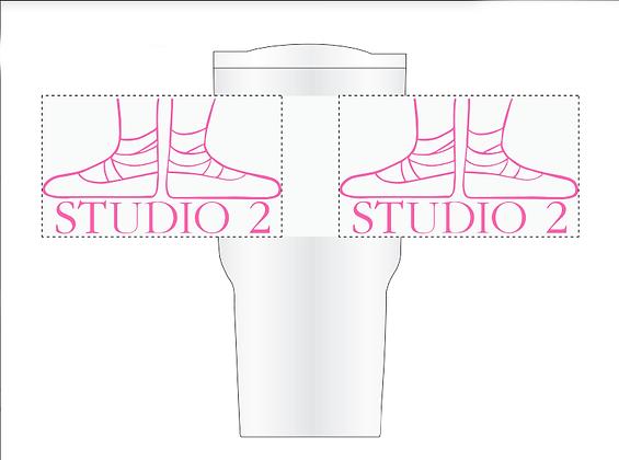 Studio 2 Tumbler
