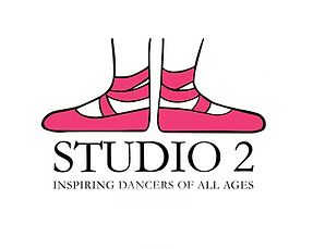 Studio 2 dance logo
