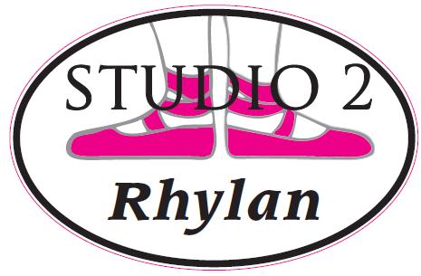 Studio 2 Decal