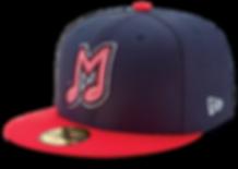 Memphis Redbirds Cap Navy
